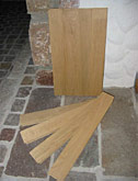 Stick Parquet European Oak
